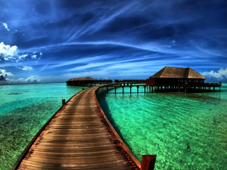 amazing-sea-resort wallpaper